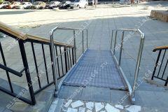Пандус для колясок