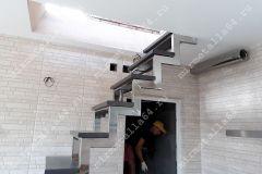лестница нержавеющая сталь цена