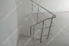 лестница из нержавеющей стали для дома