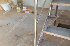 перила для лестницы в частном