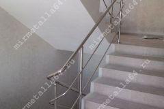 изготовление поручней для лестниц