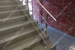 купить ограждения для лестниц из нержавейки