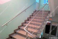 перила для лестниц из нержавейки цена