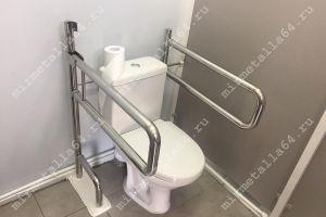 Доступная среда, перила и поручни для инвалидов