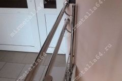 перила для инвалидов из нержавеющей стали