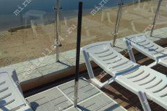 Основание пляжного зонтика