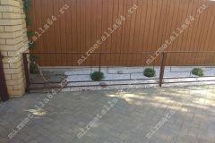 газонные ограждения